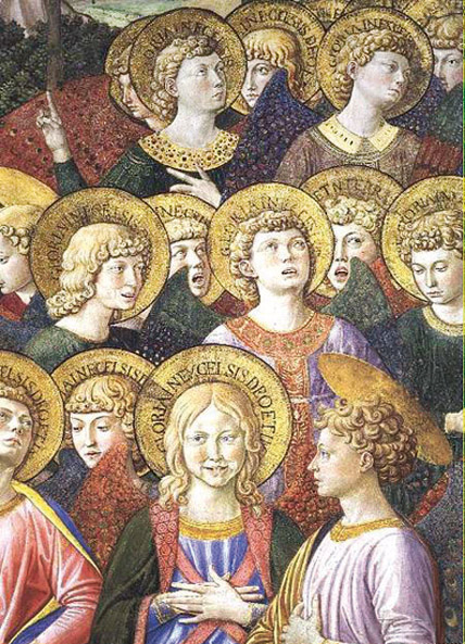 Holy Angels - The Angels - messengers from a loving God