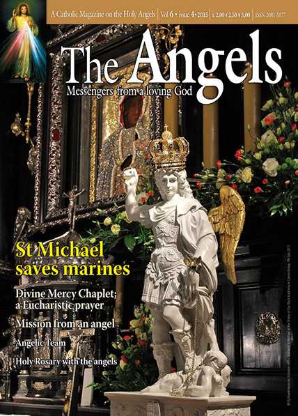 Front cover of the Dec. 2015 issue